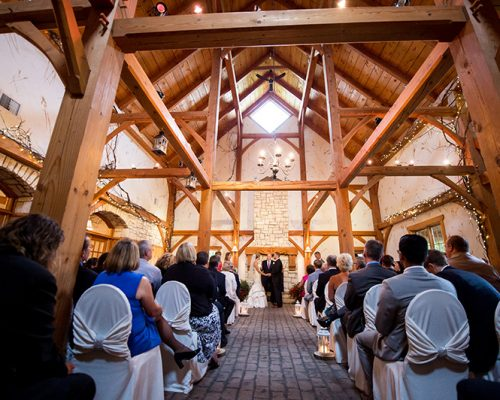 Bellamere Winery London Ontario Wedding Venue Winery Ceremony Rustic Barn Elegance Londons best Wedding Venue Cathedral Ceilings