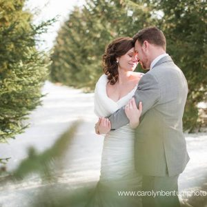 Bellamere Winery London Ontario Wedding Venue Winter Wedding Snow Romantic Rustic Wedding Venue Vintage Wedding Venue Barn Wedding Venue