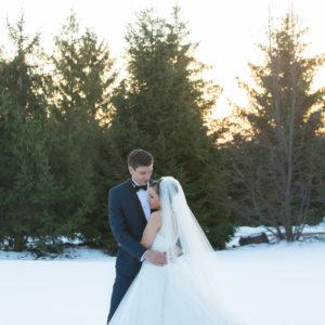 Winter Wedding in London Ontario
