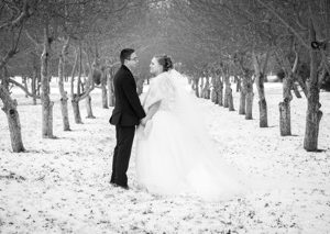 London Ontario Wedding Venue Winter Winery Wedding