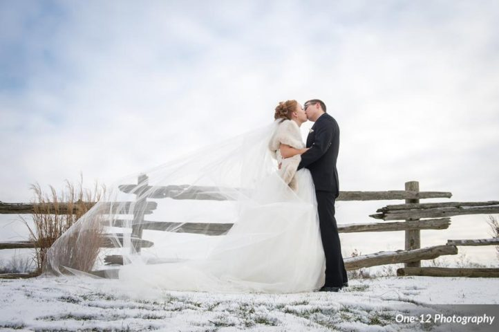 Winter Wedding London Ontario Venue