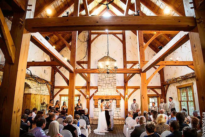 Bellamere Winery London Ontario Wedding Venue Barn Ceremony Rustic Vintage Romantic Elegant Venue