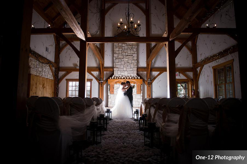 Bellamere Winery London Ontario Wedding Venue One-12 Photography Winter Wedding Rustic Barn Elegance Elegant Romantic