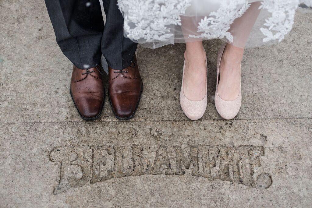 London Ontario Wedding Vintage Elegant Afforable