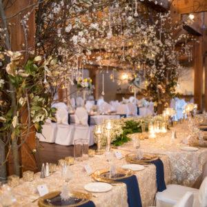 beautiful London Ontario wedding luxury upscale