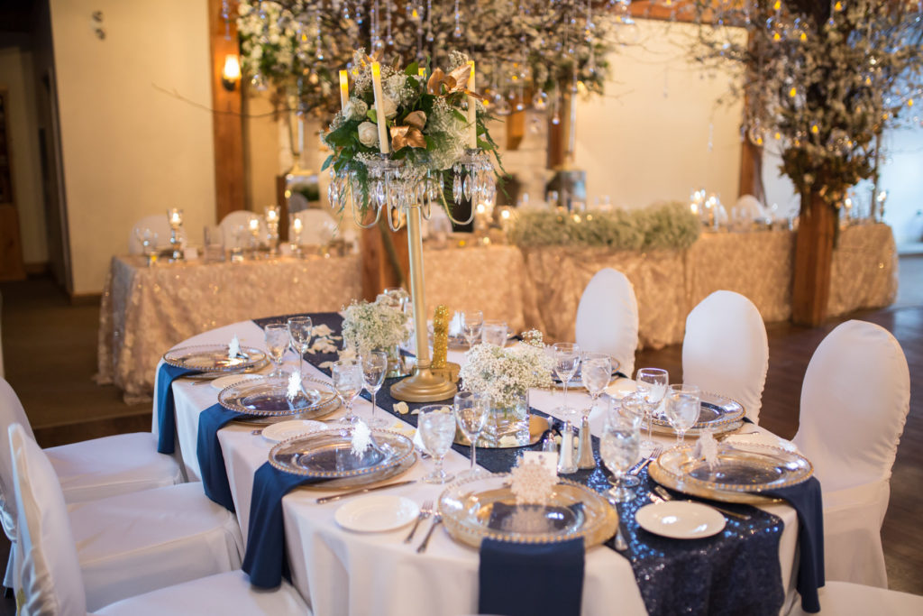 Unique Elegant Romantic Ontario Wedding