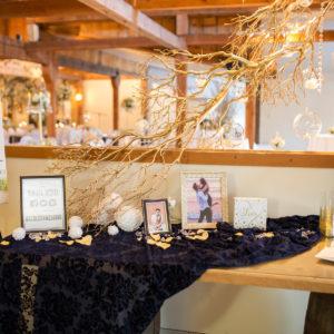 Ontario Winery Wedding Unique