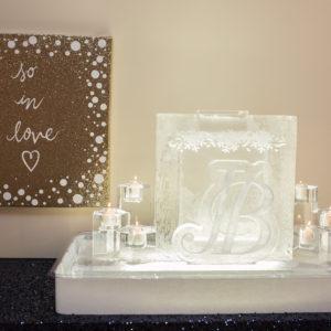 Ice Sculpture London Ontario Wedding