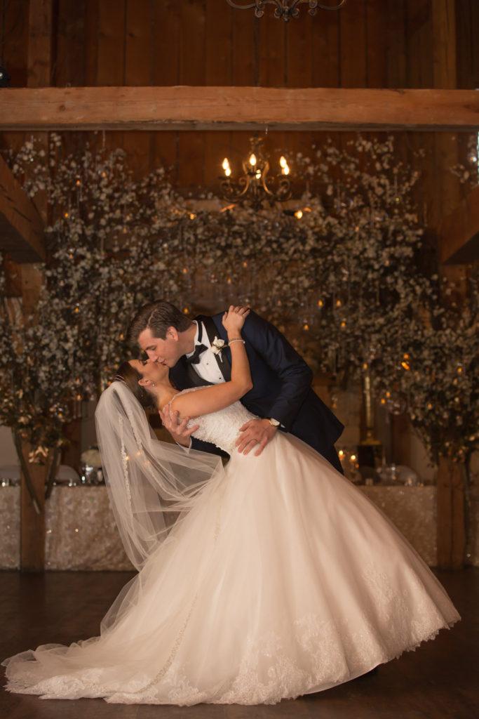 Ontario Wedding First Dance Fairytale
