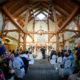 London Ontario Wedding Venue Ceremony Chapel Barn Winery