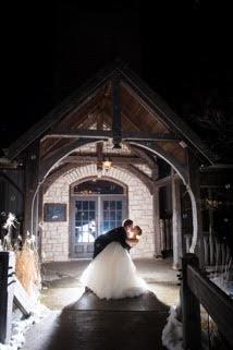 London Ontario Wedding Venue Winter Luxury
