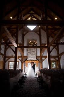 London Ontario Wedding Venue Winter Ceremony