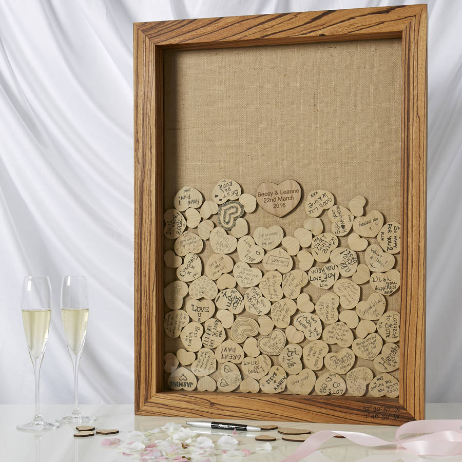 Creative Ideas For Guest Books At Weddings: 10 Creative Guest Book Ideas • Bellamere Winery & Event Centre